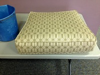 upholstery cleaning lincoln - getting blood out 7